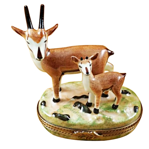 $289.00 AFRICAN ANTELOPE WITH BABY
