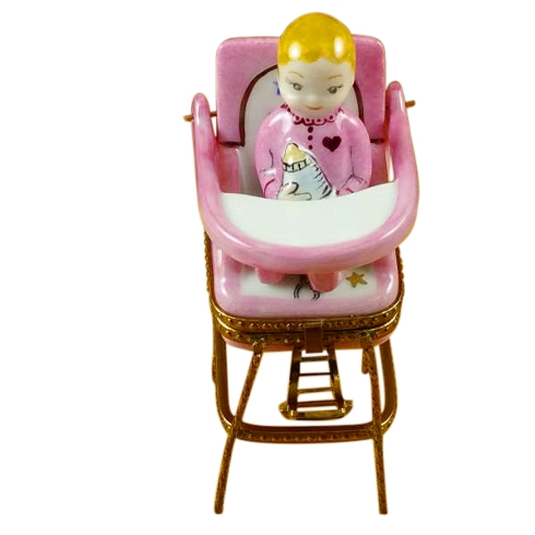 $349.00 Baby High Chair - Pink