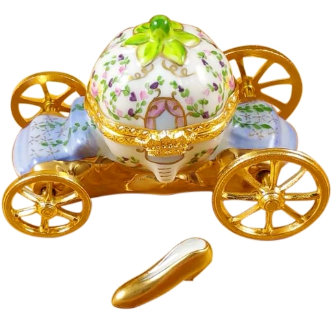 $399.00 Cinderella Carriage W/Shoe