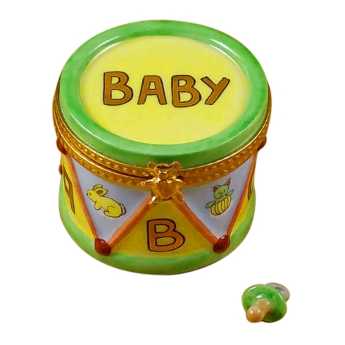$259.00 Drum With Pacifier