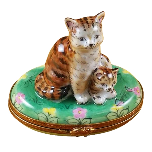 $259.00 Mother Cat W/Baby