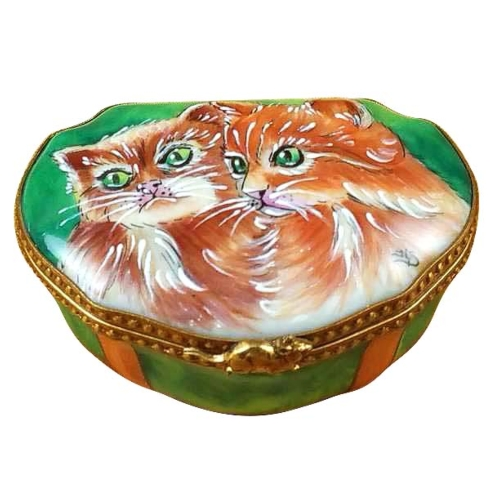 $349.00 Studio Collection Two Cats
