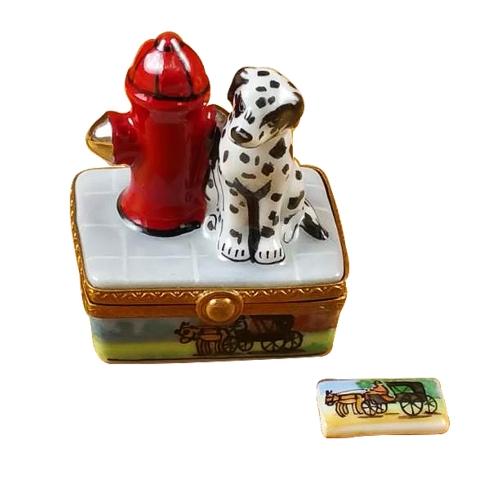 $229.00 Dalmatian By Fire Hydrant