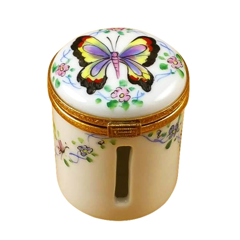 $199.00 BUTTERFLY STAMP HOLDER
