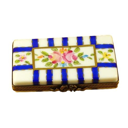 $149.00 Flat Rectangle W/Blue Stripes
