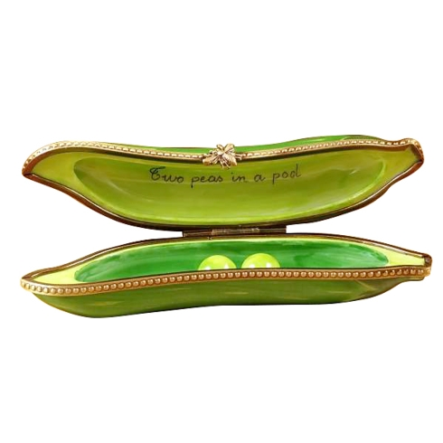 Rochard Limoges  Fruits and Vegetables TWO PEAS IN A POD $189.00