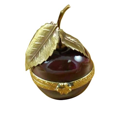 $179.00 Cherry W/Brass Stem