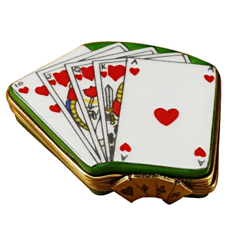 $199.00 Deck Of Cards