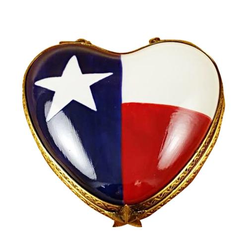 $179.00 Heart - Texas Flag