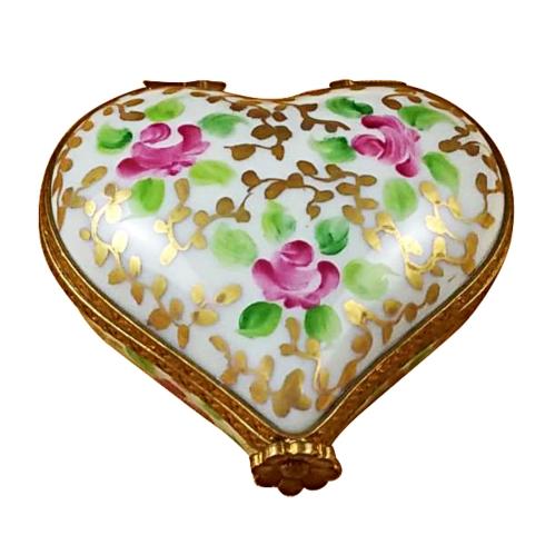 $169.00 Heart Tapestry Rose