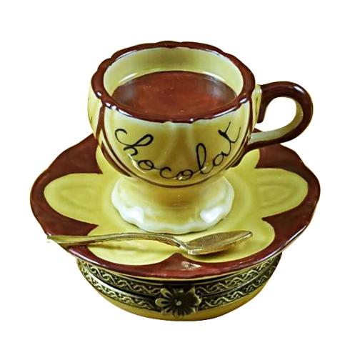 $259.00 Hot Chocolate Cup & Saucer