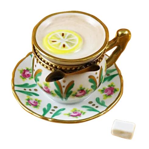 $289.00 Cup Of Tea - Lemon