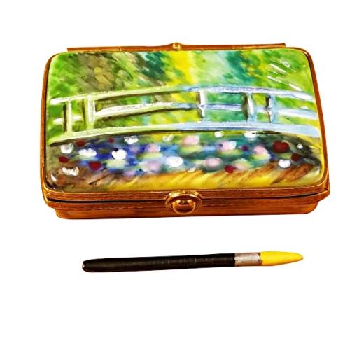 $259.00 Monet\'S Japanese Foot Bridge Paint Box