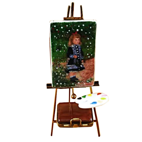 $379.00 Easel Renoir: A Girl With Watering Can