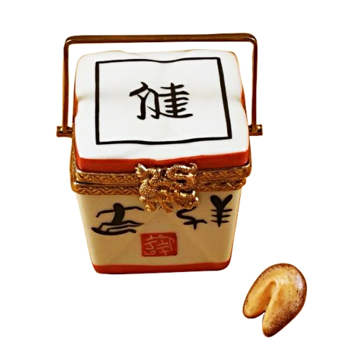 $259.00 Chinese Take Out W/Calligraphy