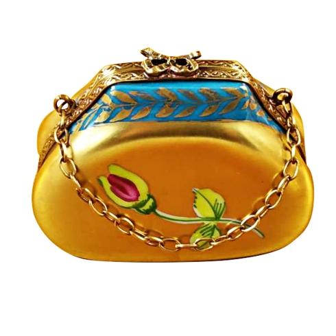 $159.00 Gold Handbag