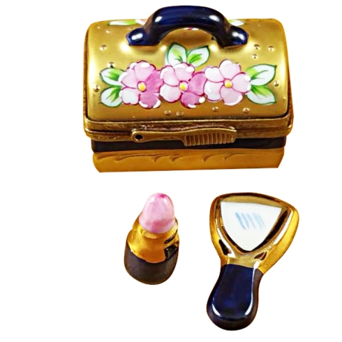 $259.00 Make-Up Case W/Lipstick