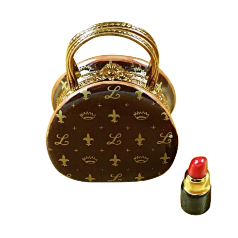 $299.00 Designer Purse With Lipstick