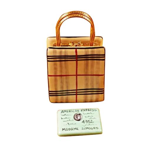 $269.00 Designer Shopping Bag
