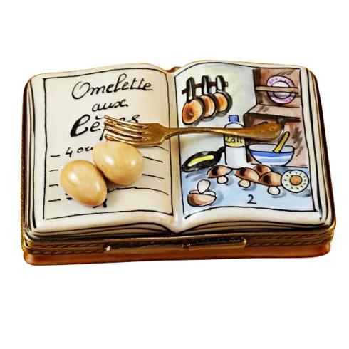$289.00 Cookbook - Omelet