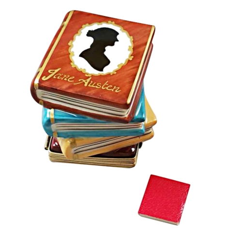 $259.00 JANE AUSTEN STACK OF BOOKS