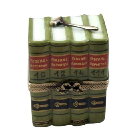 $269.00 Law Books with Gavel