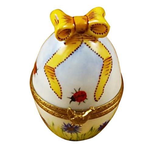 $259.00 Egg W/Bow & Chicken