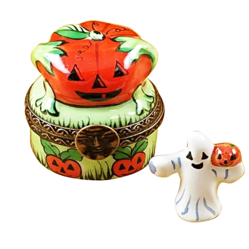 $199.00 Mini Pumpkin W/Ghost
