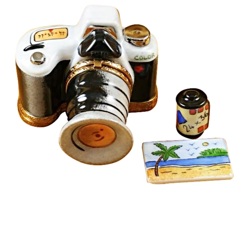 $329.00 Camera W/Film & Photo