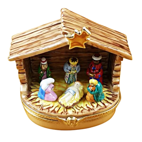 $329.00 Nativity Stable