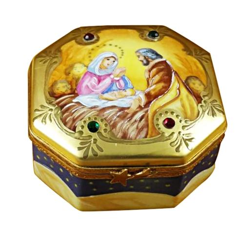 $379.00 Nativity Octagon