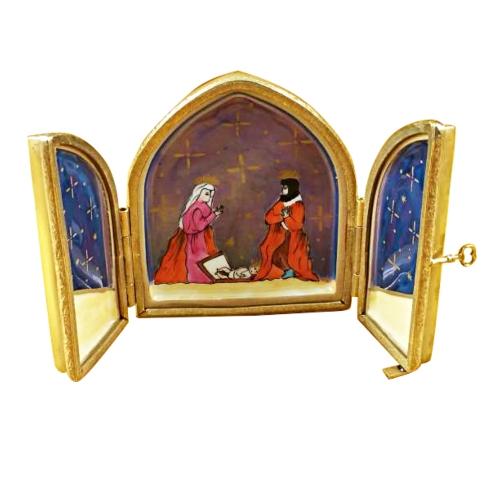 $349.00 Nativity- Triptych