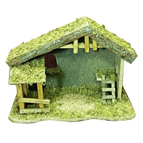 $89.00 Stable - Wood/Moss/Bark