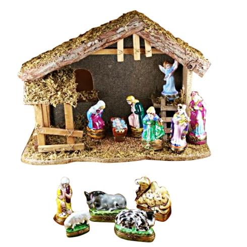 $2,899.00 12 Piece Nativity Set