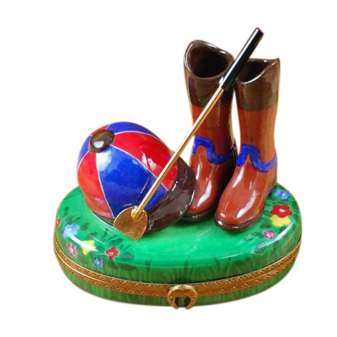 $369.00 Riding Set W/Hat/Stick/Boots