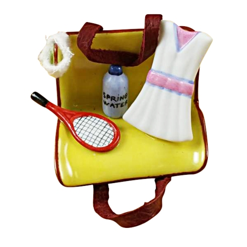 $349.00 Tennis Bag W/Gear