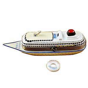 $329.00 CRUISE SHIP WITH LIFE BUOY