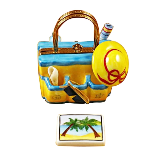 $369.00 Beach Tote W/Hat & Accesories