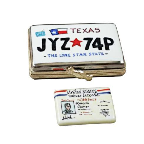 $269.00 Texas License with Removable License
