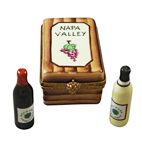 $289.00 NAPA VALLEY WINE CRATE