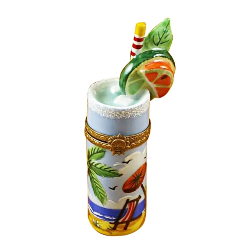$199.00 Tropical Cocktail Glass