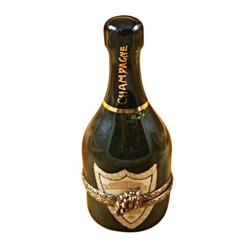 $229.00 GREEN CHAMPAGNE BOTTLE