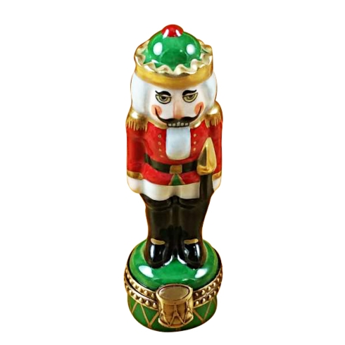 $259.00 Nutcracker On Green Base