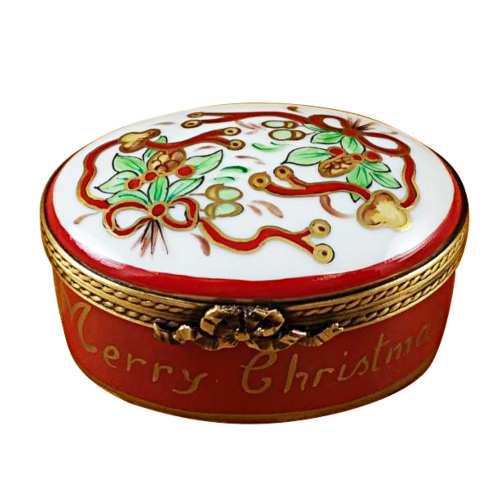 $199.00 Oval - Merry Christmas