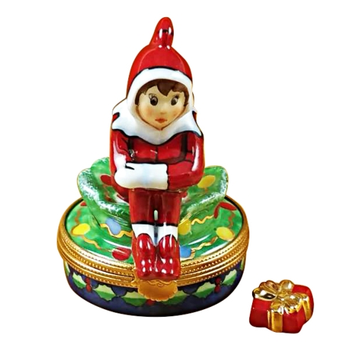 $259.00 Elf With Package