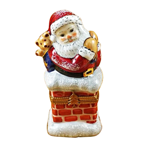 $259.00 Santa In Chimney