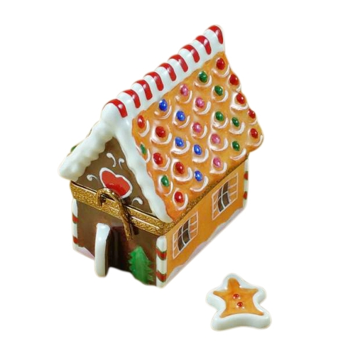 $349.00 Gingerbread House W/Gingerman