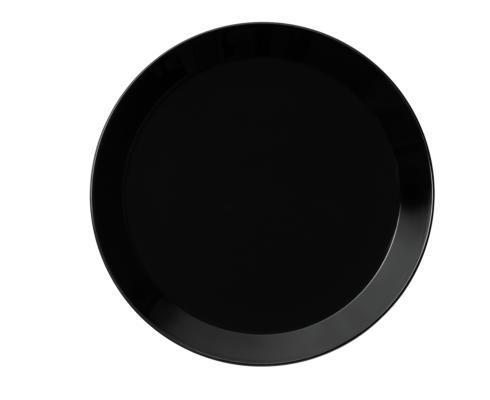 """$25.00 Dinner Plate 10.25"""" Black"""
