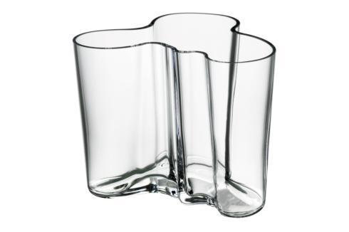"""$125.00 Vase  4.75"""" Clear"""