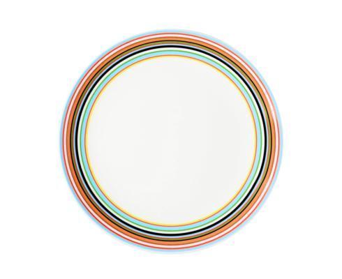 "$25.00 Salad Plate 7.75"" Orange"